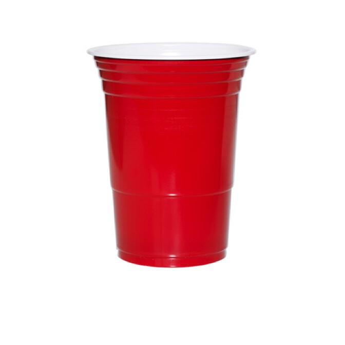 American Red Cups 12oz