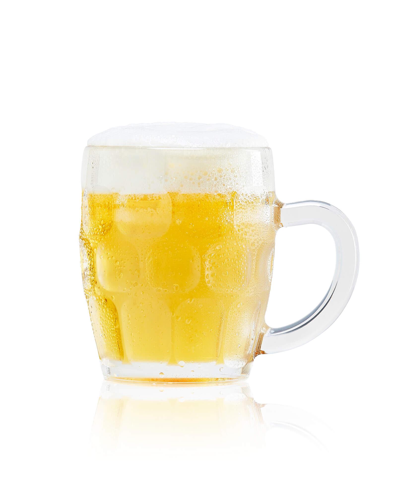 full beer cup