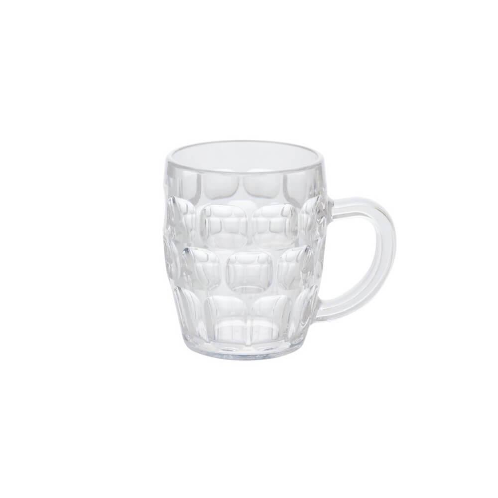 empty beer cup