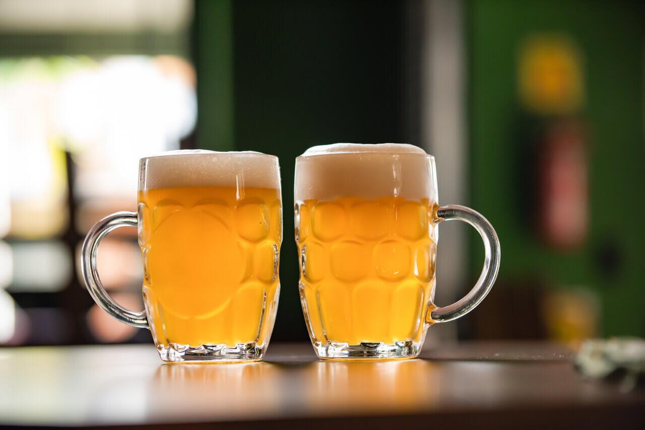 beerpul plastic beer glass