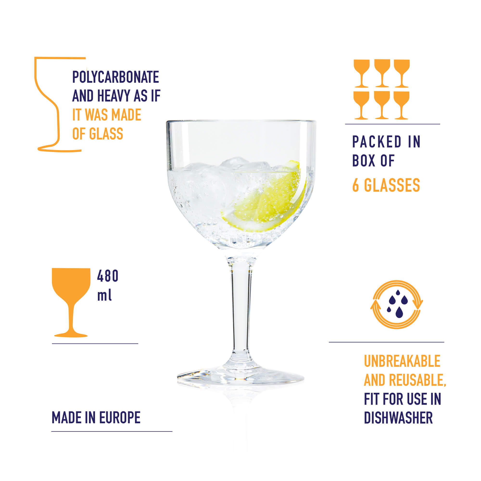 recyclable gin cup