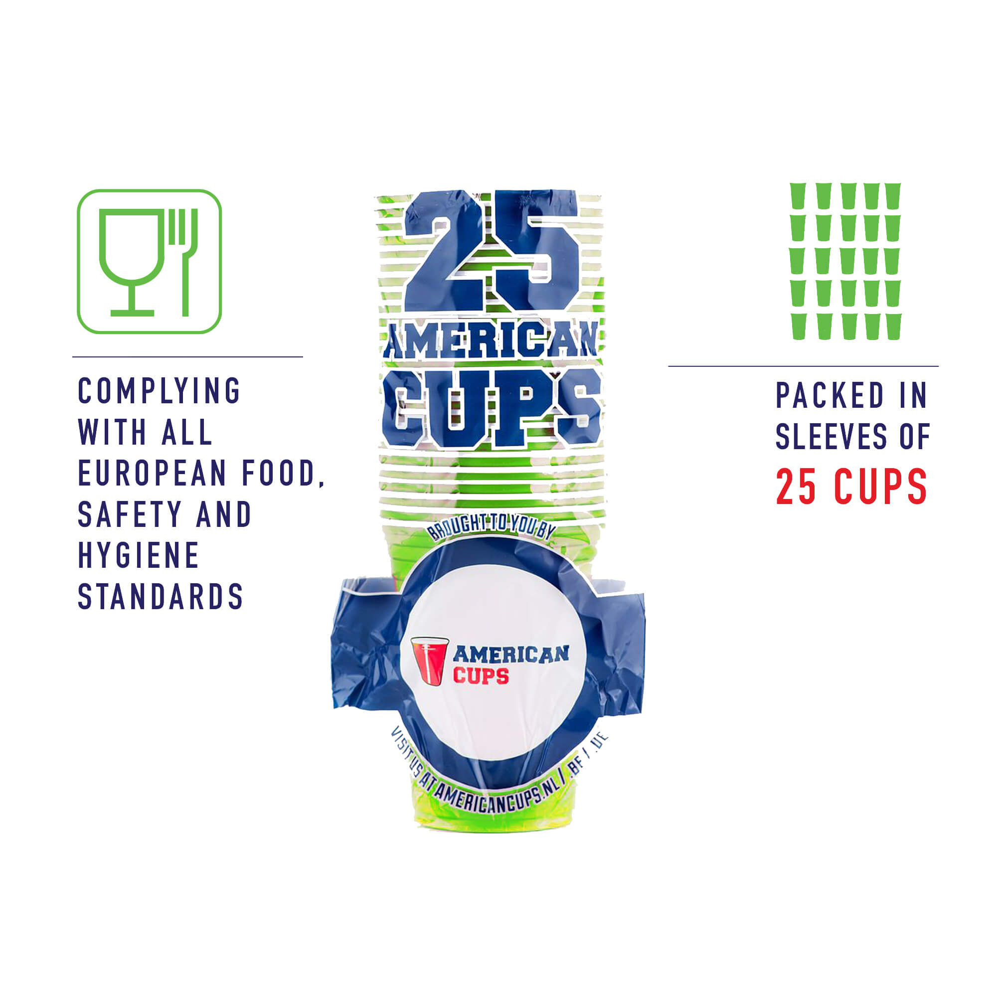 green cups pack