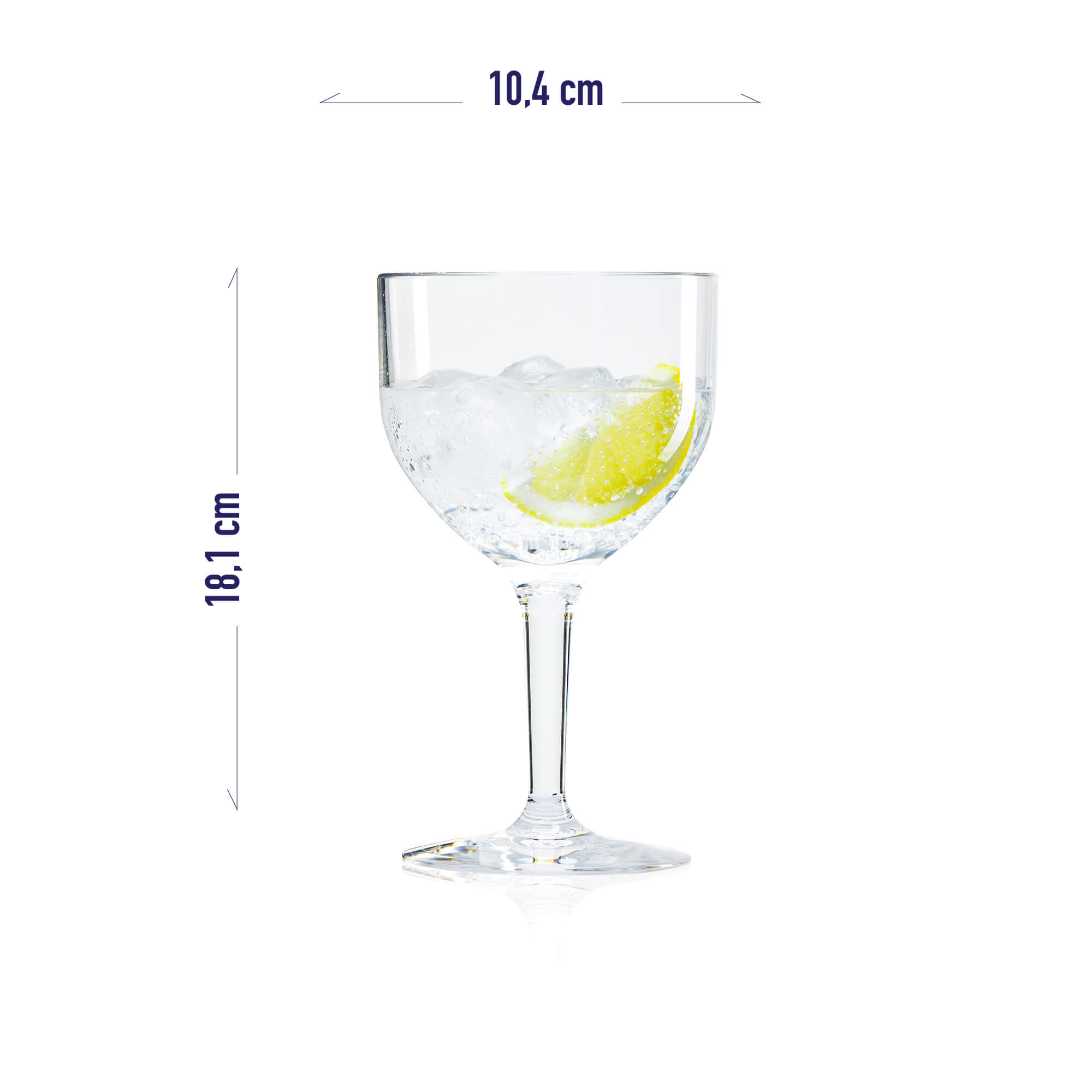 recyclable cocktail cup