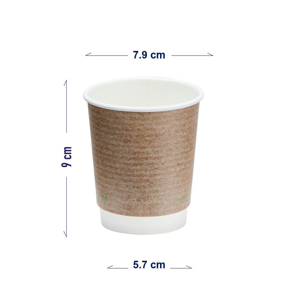 reuseable paper cup