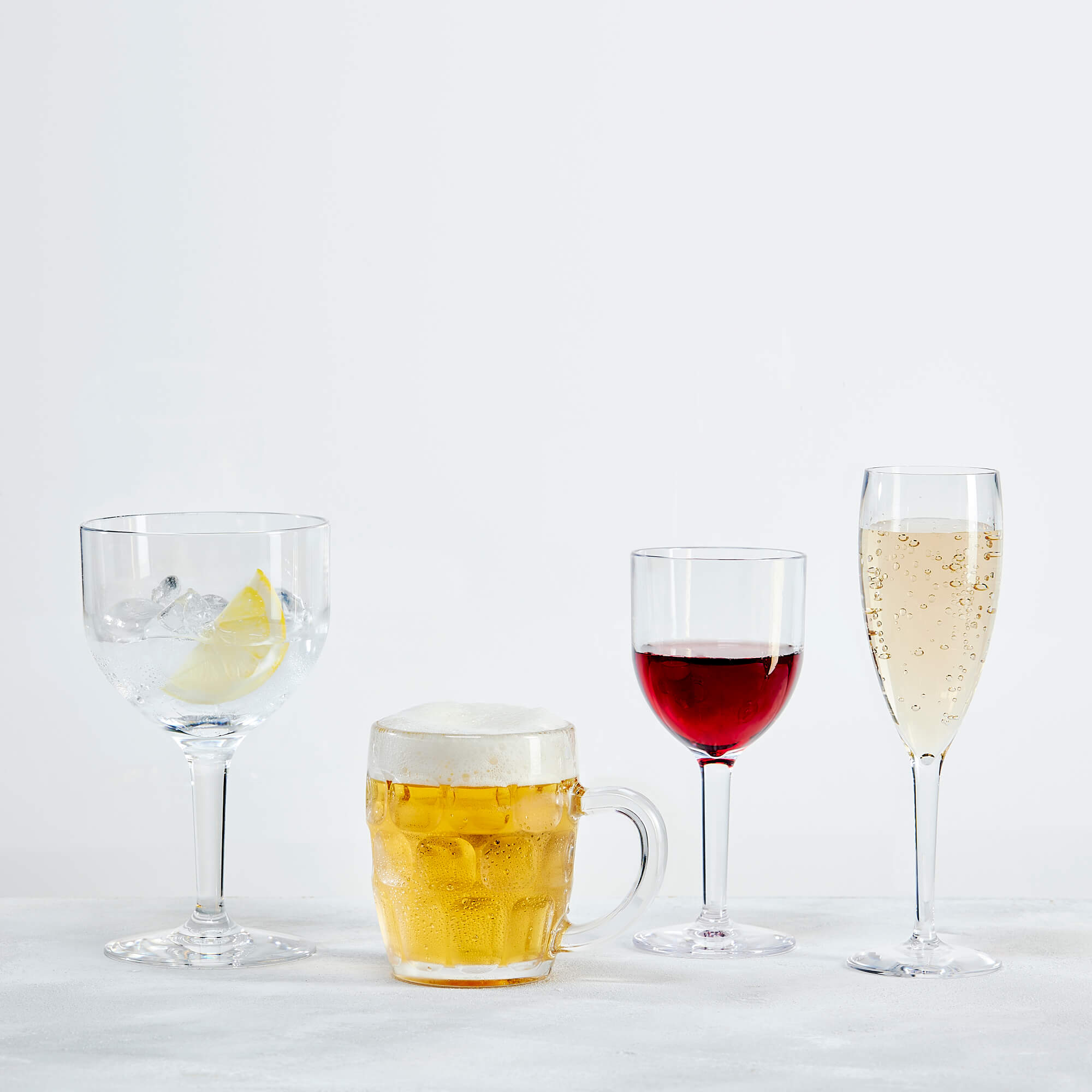 plastic wine cup overview