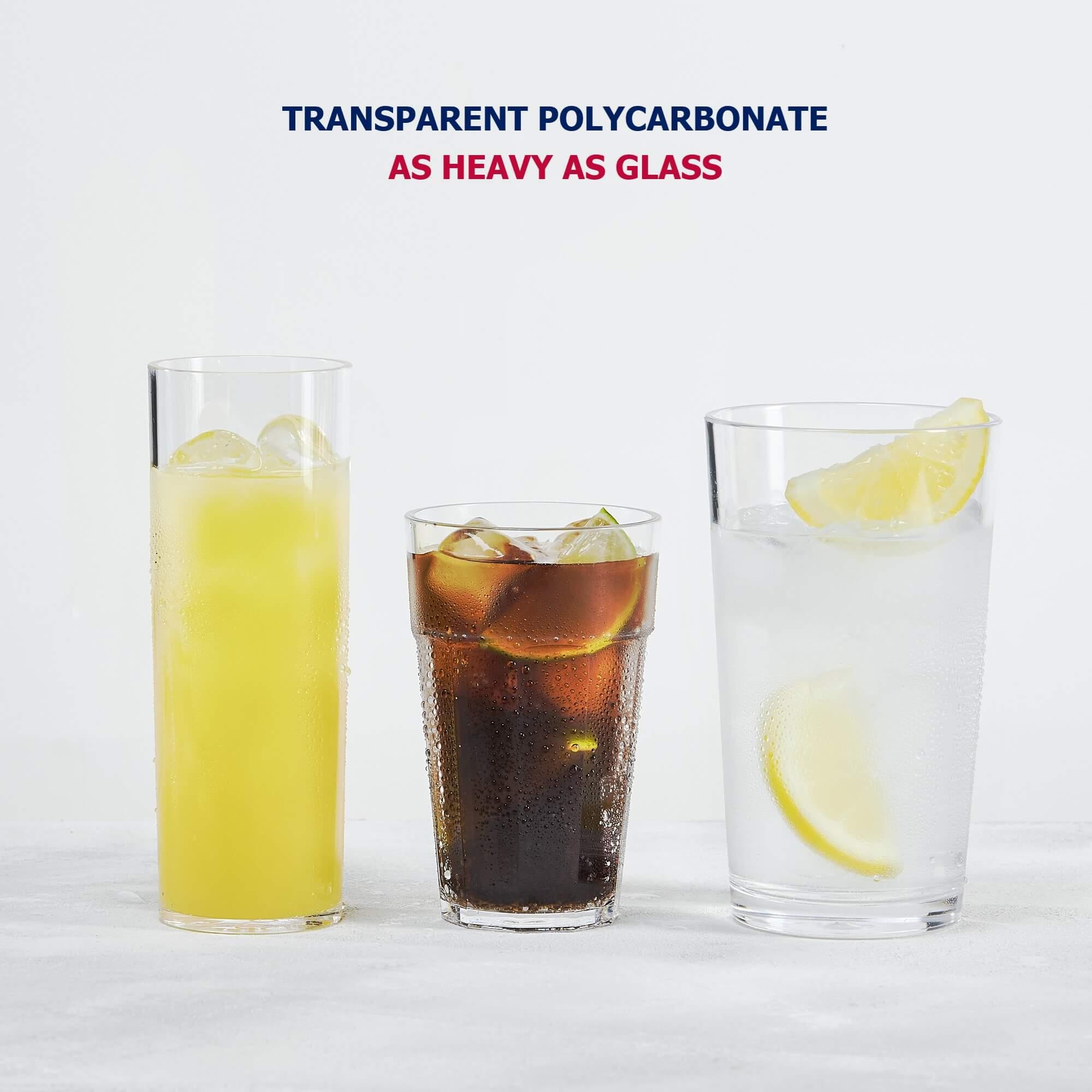 recyclable longdrink cups