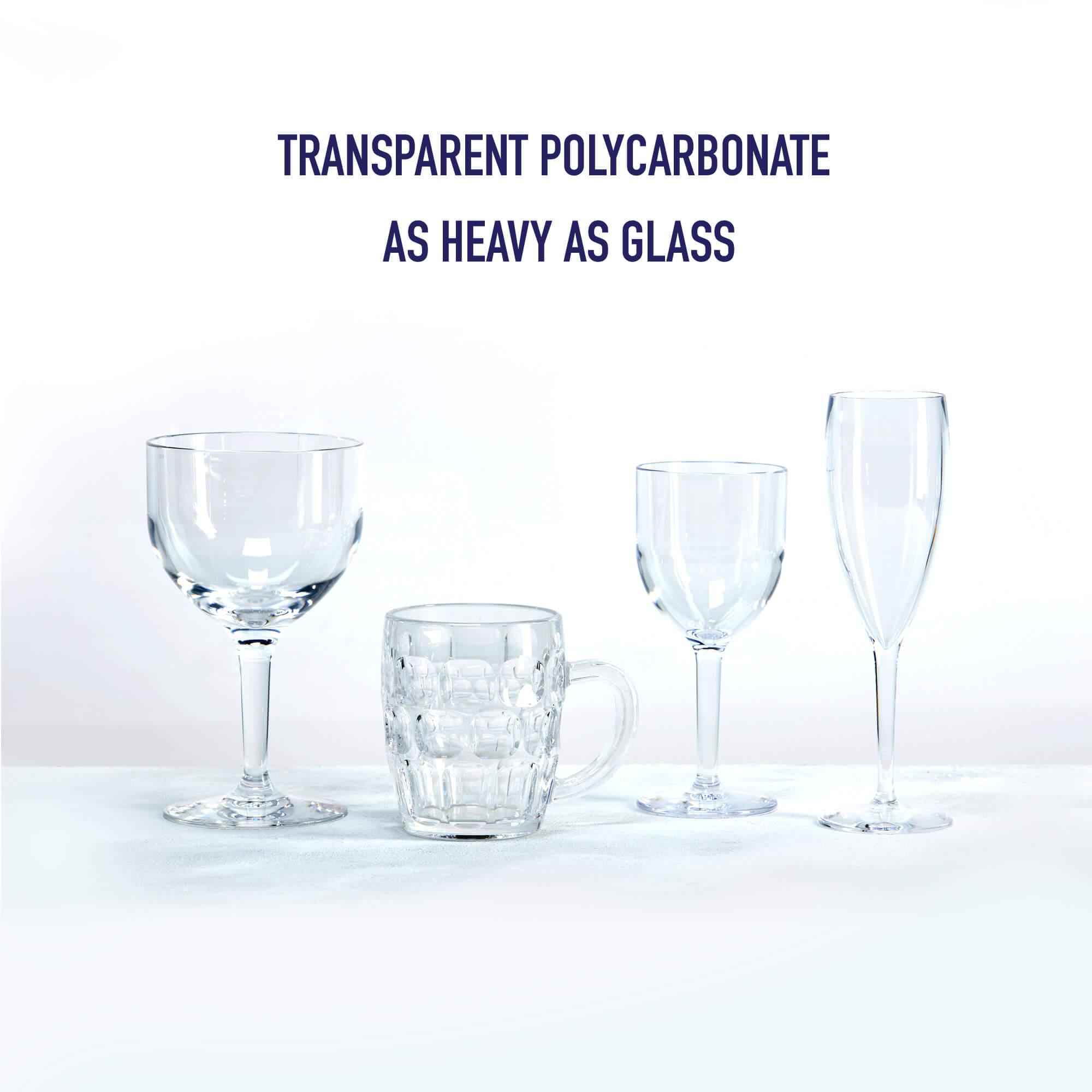 polycarbonate wine cup