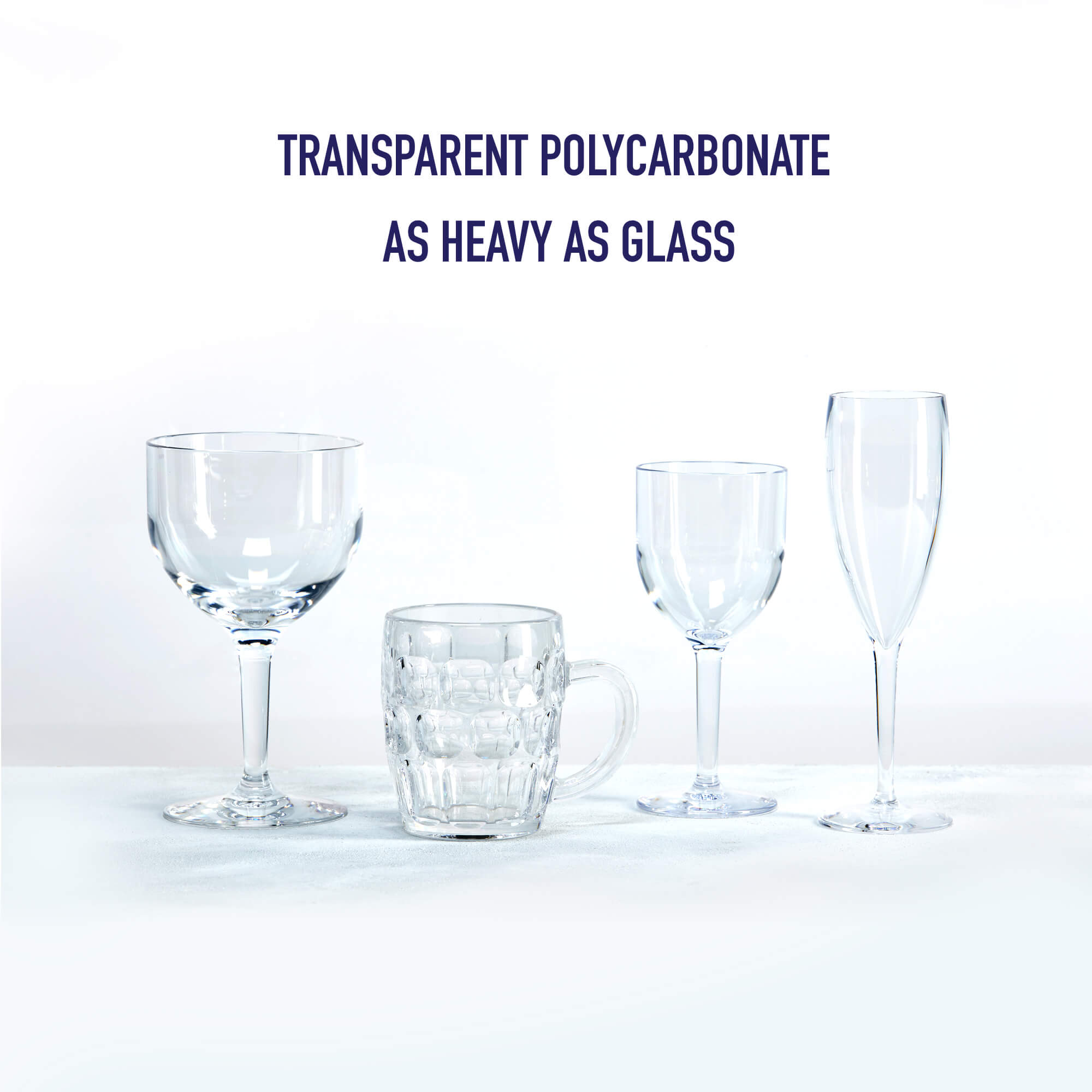 polycarbonate cups overview