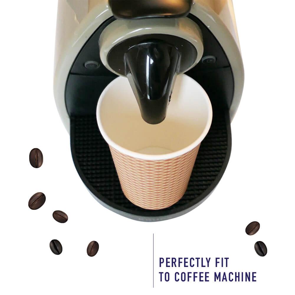 coffee machine cup
