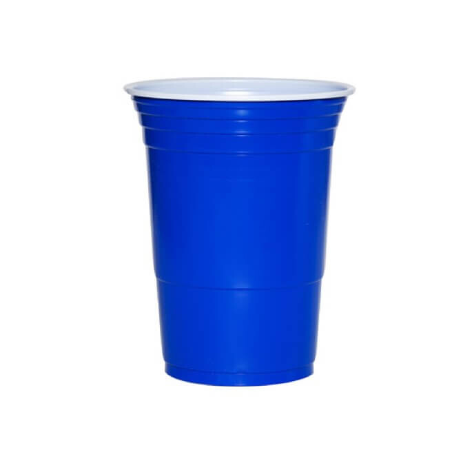 American Red Cups blue