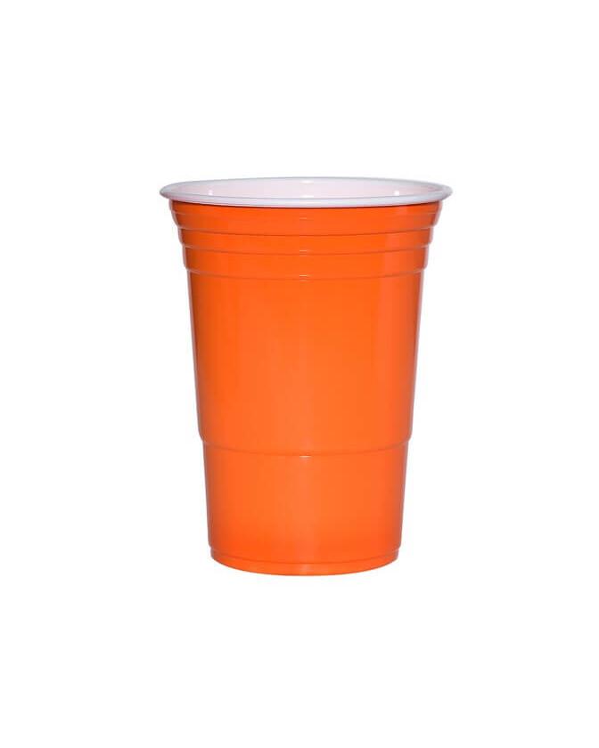 American Hot Cups orange