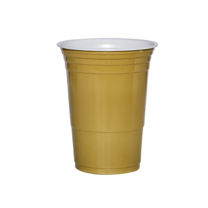 American Hot Cups Gold