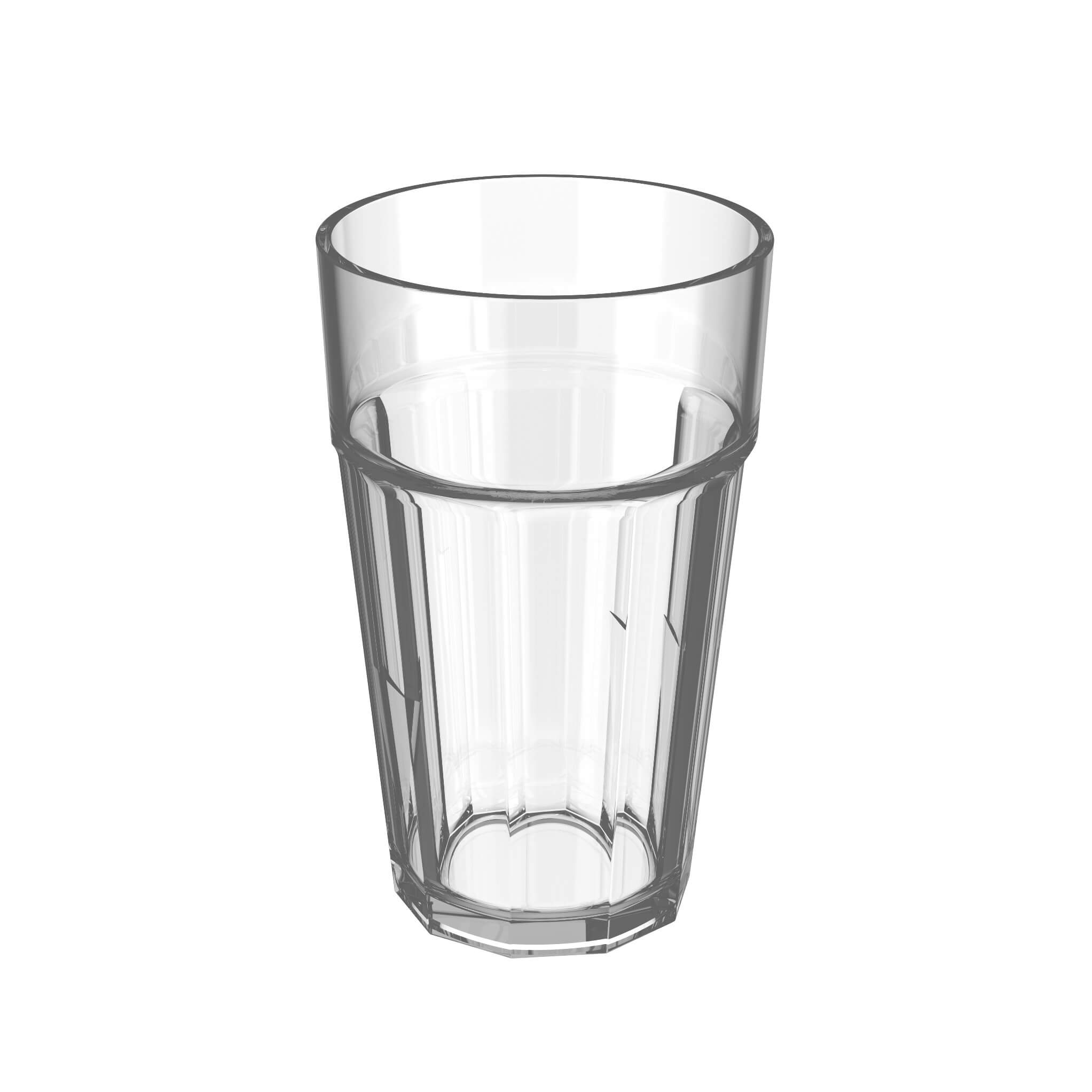 empty soft drink cup