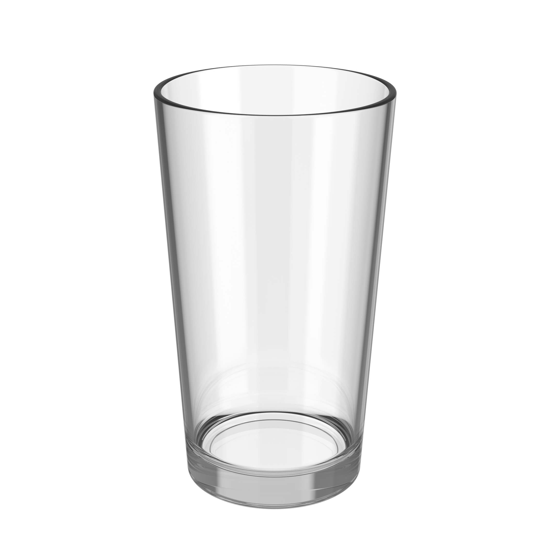 empty water cup